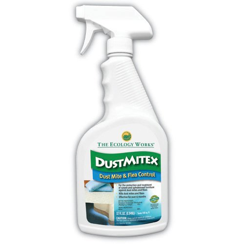 Dustmitex 32oz Spray Bottle / Mite & Flea Control - Part No. 1132