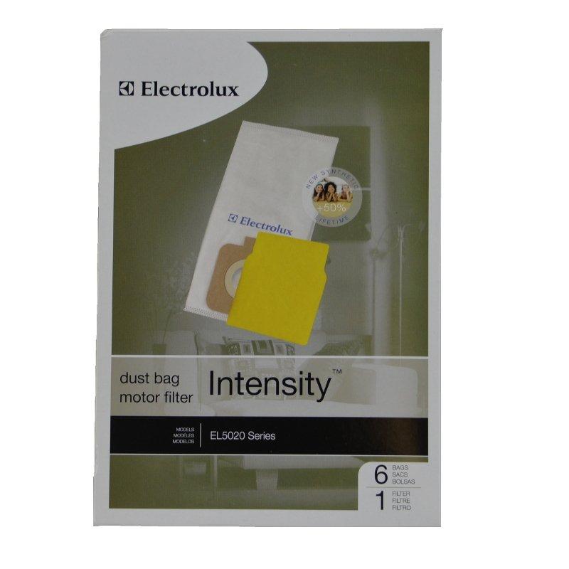 Electrolux Intensity Bags 6pk - Part No. EL206A