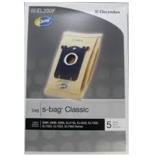 Electrolux S-Bag Classic 5pk - Part No. EL200F