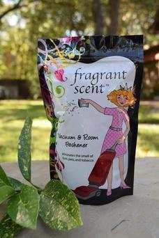 Fragrant Scent - Fresh Breeze - Vacuum and Room Freshener - Part No. FFFB.W.S