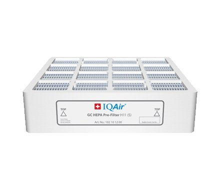IQ Air GC MultiGas HyperHEPA Pre-Filter H11 - Part No. 102 10 12 00