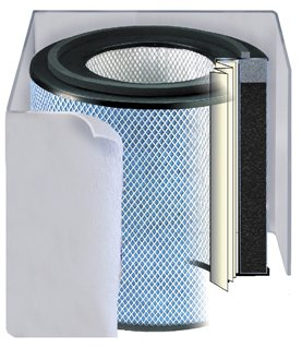 Austin Air HealthMate Replacement Filter - Part No. FR400A