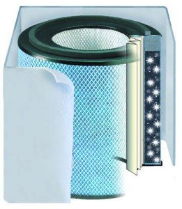 Austin Air HealthMate Plus Replacement Filter - Part No. FR450A