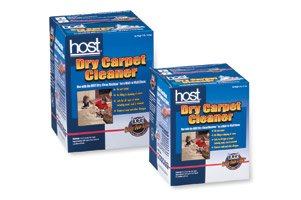 Host Dry Carpet Cleaner 12lbs - Part No. 4HB