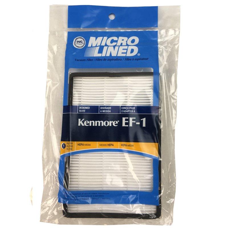 Kenmore EF-1 HEPA Filter - Part No. 2086889