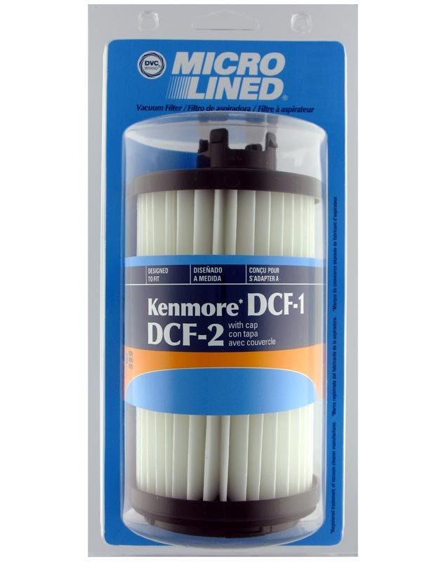 Kenmore DCF1 / DCF2 Filter with Cap - Part No. 2082720