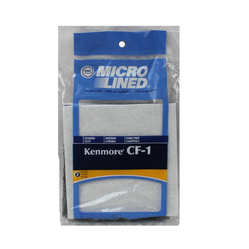 Kenmore CF1 Filter 2pk - Part No. 86883