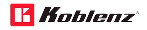 Koblenz CC-1210 Hard Floor Brush Pair - Part No. 4634788