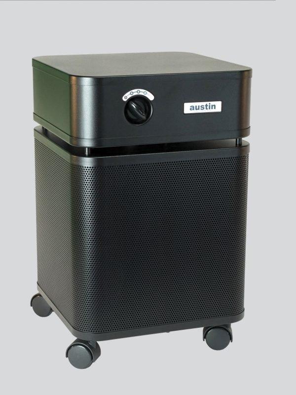Austin Air HealthMate Plus Air Purifier - Black - Part No. B450B1