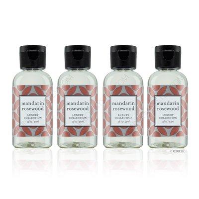 Rainbow Mandarin Rosewood Fragrance 2oz - Part No. R15020