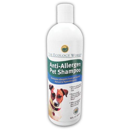Anti-Allergen Pet Shampoo 16oz - Part No. 2316