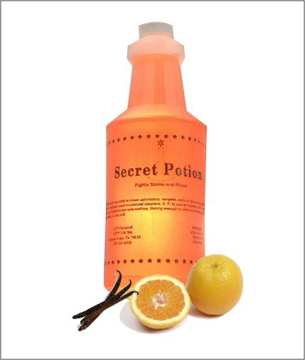 Secret Potion Orange Vanilla QT - Part No. 13113-00102