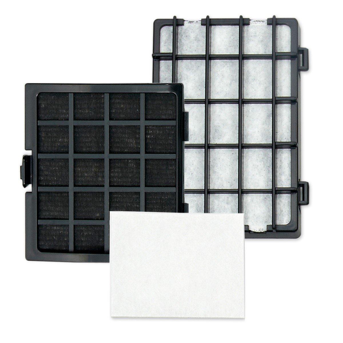 Riccar Brilliance HEPA and Charcoal Filter Set - Part No. RF30P