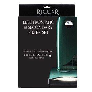 Riccar Brilliance Electrostatic Filter Set