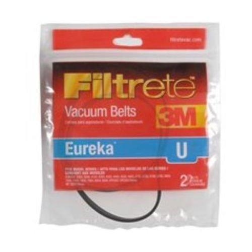 Eureka / Sanitaire U Belts 2pk - Part No. 67312B