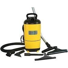 Carpet Pro Backpack Vacuum - Part No. SCBP-1.2