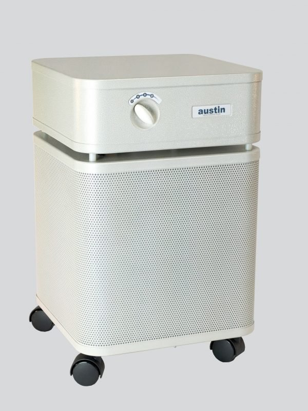 Austin Air HealthMate Plus Air Purifier - Sandstone - Part No. B450A1