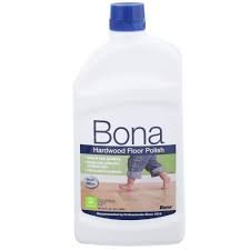 Bona Hardwood Floor Polish - High Gloss - Part No. WP510051002