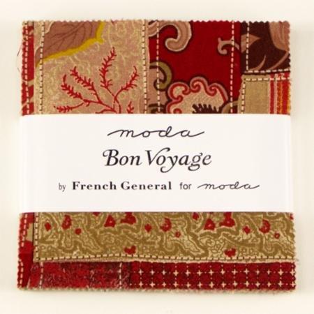 Bon Voyage Charm Pack