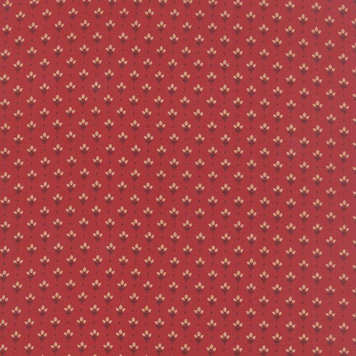 Petite Prints Deux Amourette Red