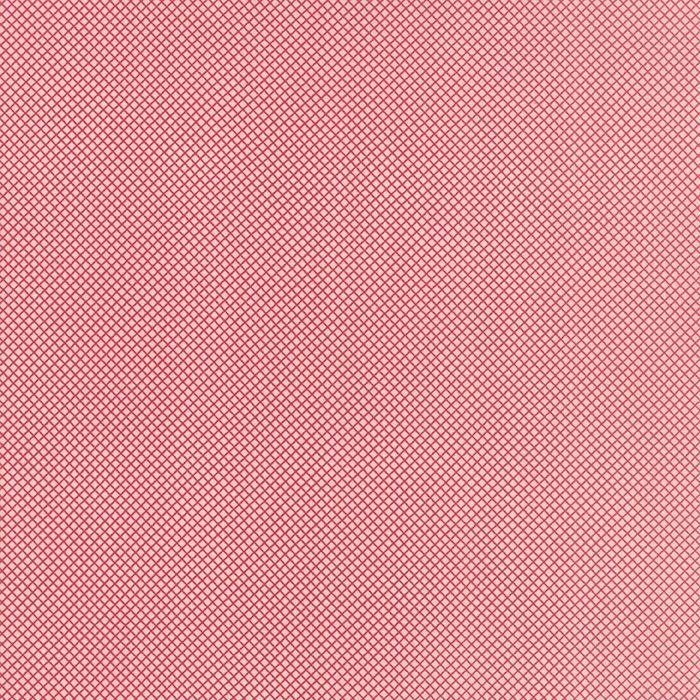 Petite Prints Deux Cocoette Natural Red
