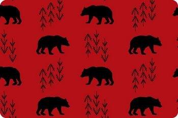 Bearfoot Scarlet Cuddle