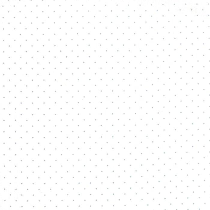 Modern Background Paper Pindot White