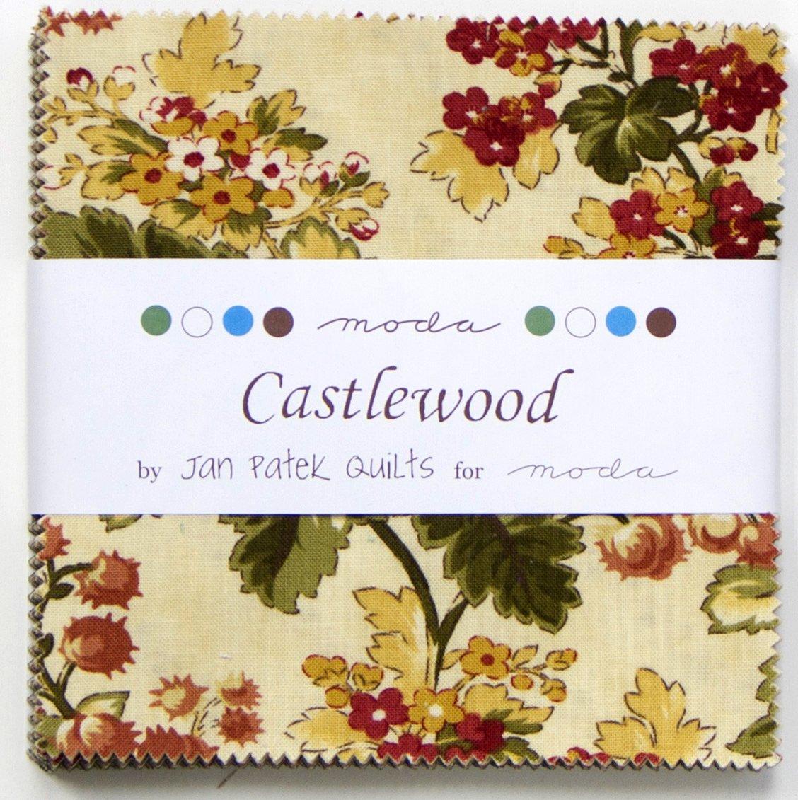Castlewood Charm Pack