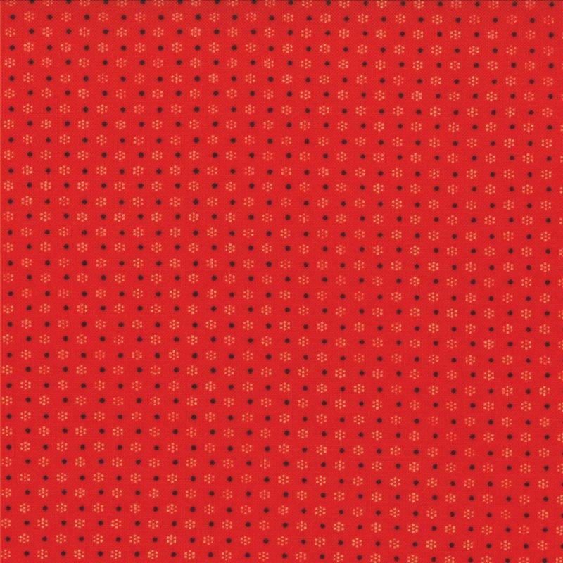 Ducks in a Row Sprinkles Red
