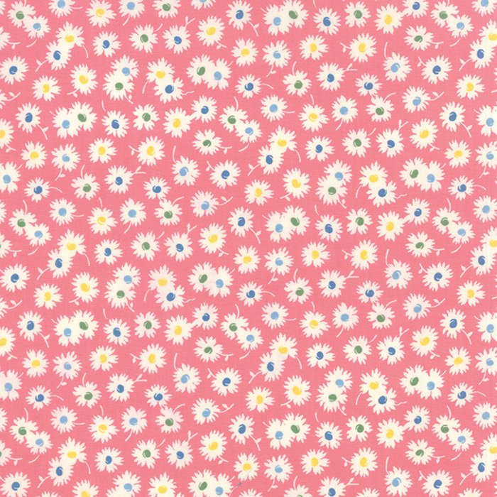 Fresh Air Spiky Flowers Pink