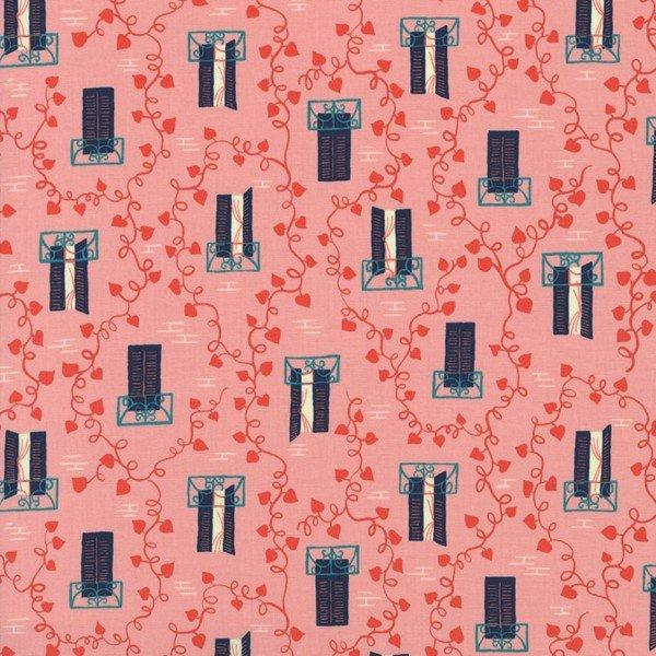 Homebody Windows Pink