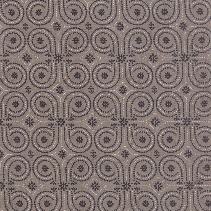 Black Tie Affair Vintage Wallpaper Grey