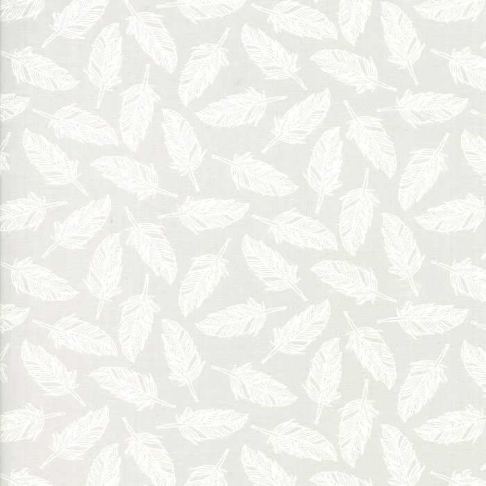 Whispers Muslin Mates Float On Grey