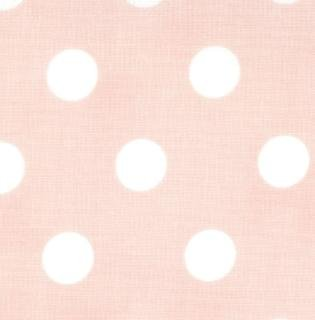 Dottie Large Dots Baby Pink