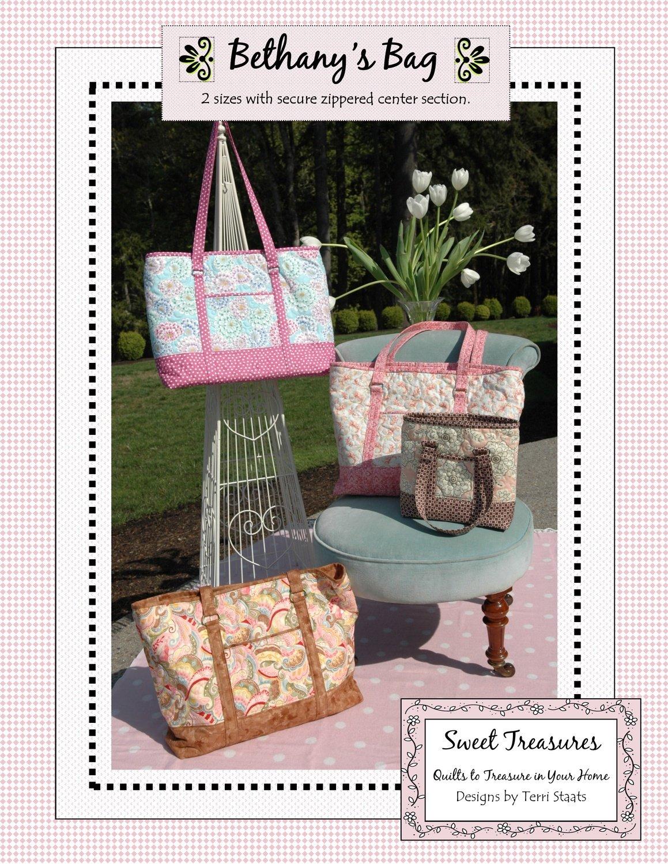 Bethany's Bag pattern