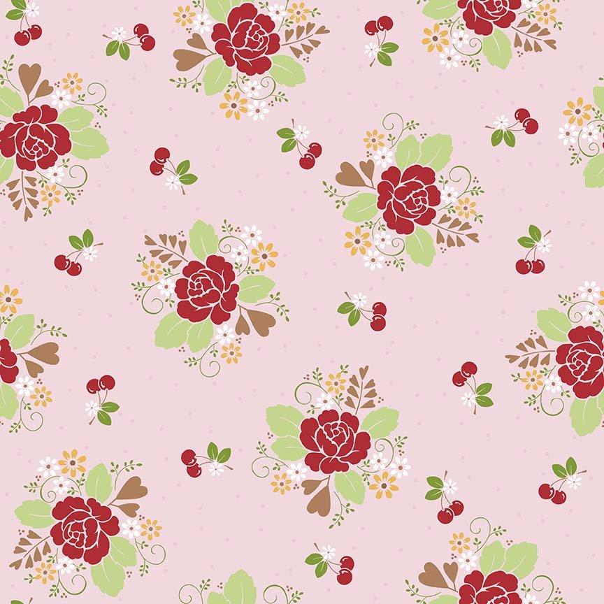 Sew Cherry 2 Main Pink