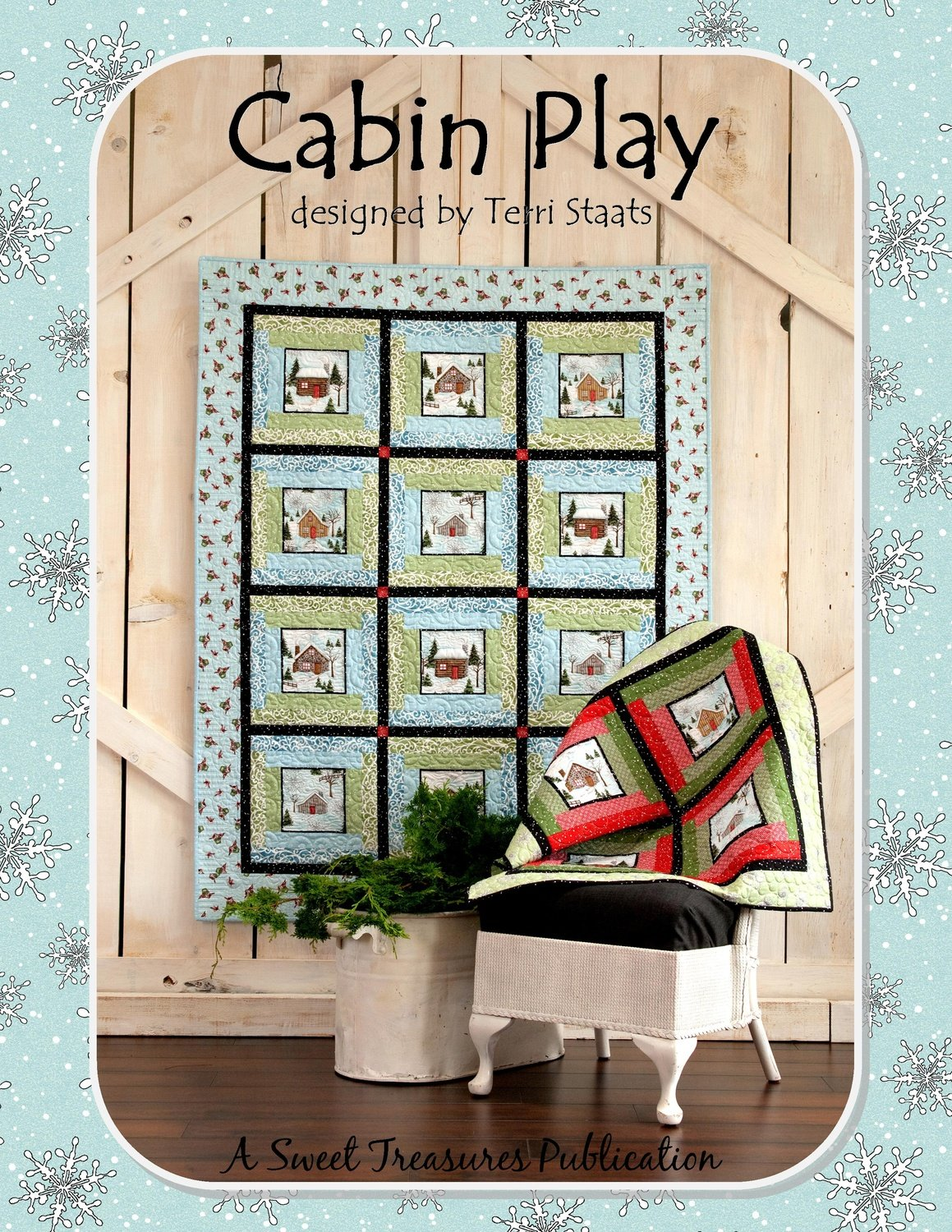 Cabin Play pattern