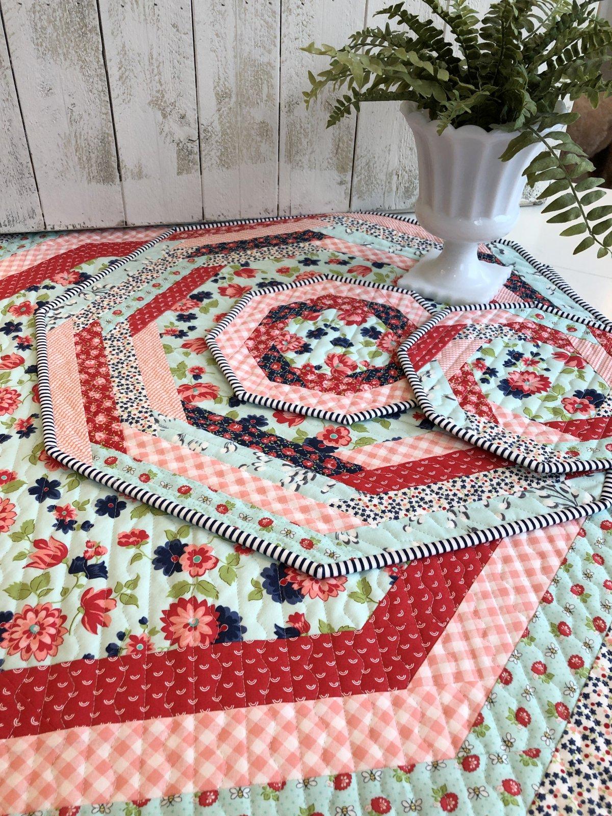 Centerpiece Tablemat - Bonnie & Camille Bundle