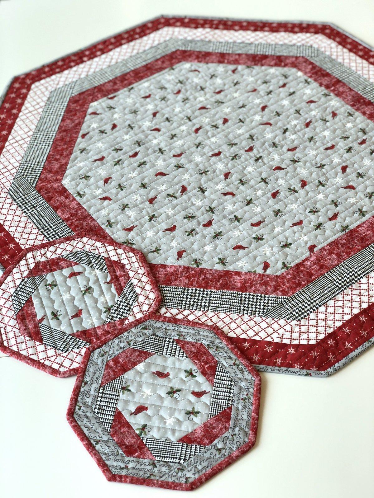 Centerpiece Tablemat - Homegrown Holiday Bundle