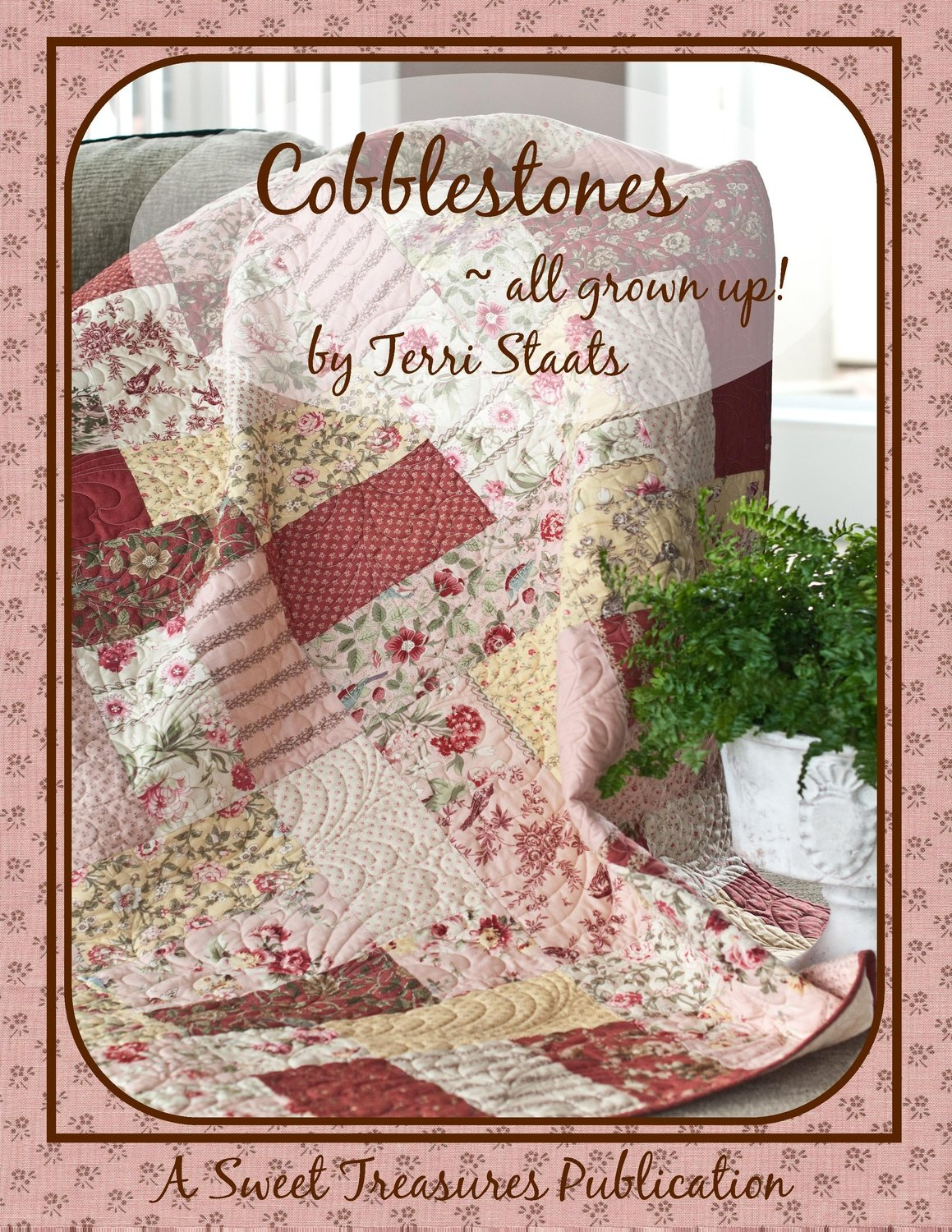 Cobblestones ~ all grown up! pattern