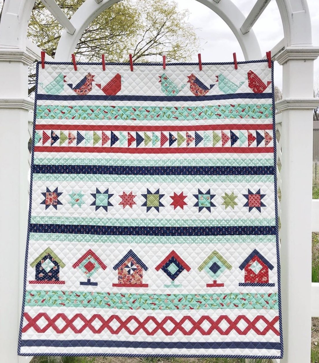 Early Bird Quilt Kit
