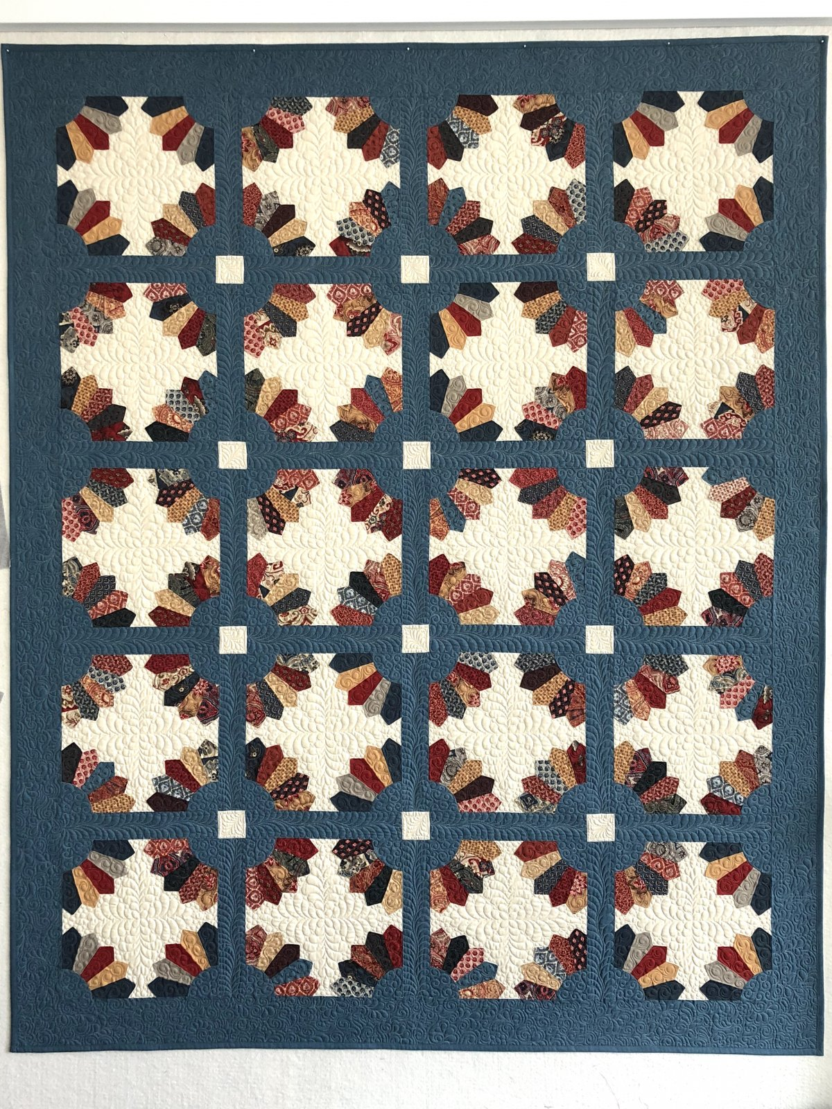 The Guest Room Quilt Kit