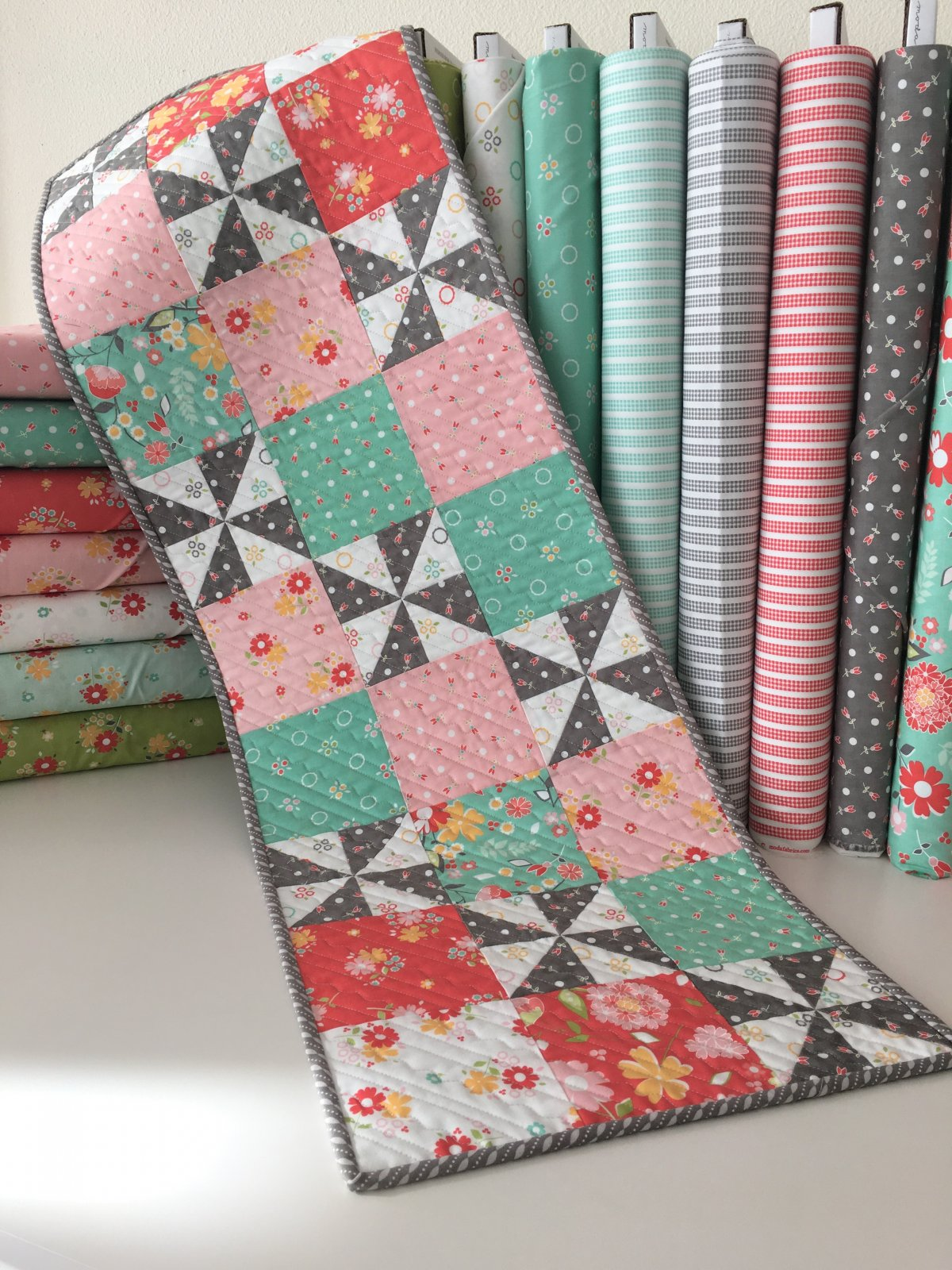 Picnic Tablerunner Kit