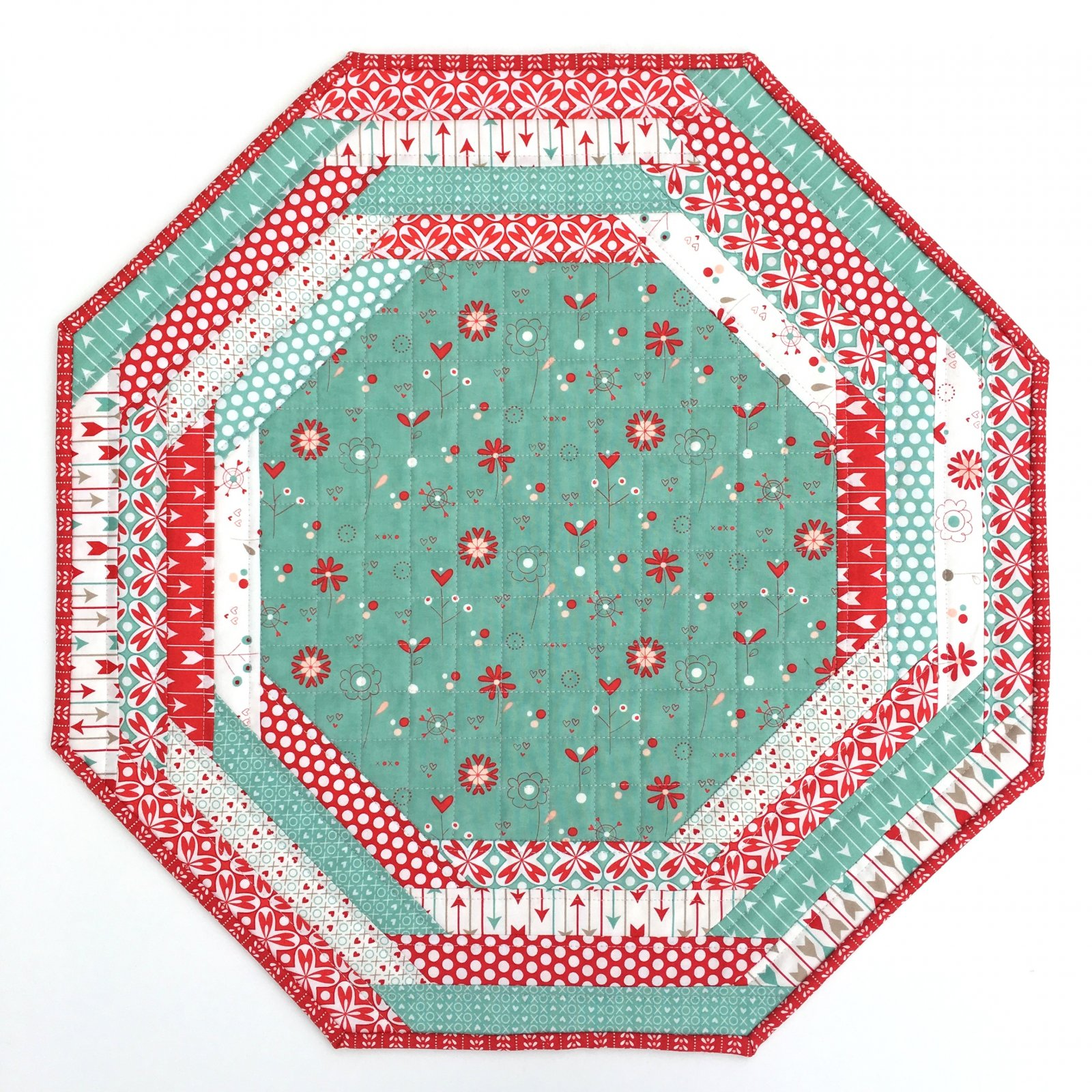 Centerpiece Tablemat - Valentine