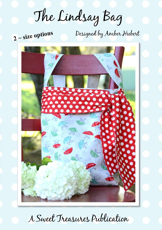 The Lindsay Bag pattern