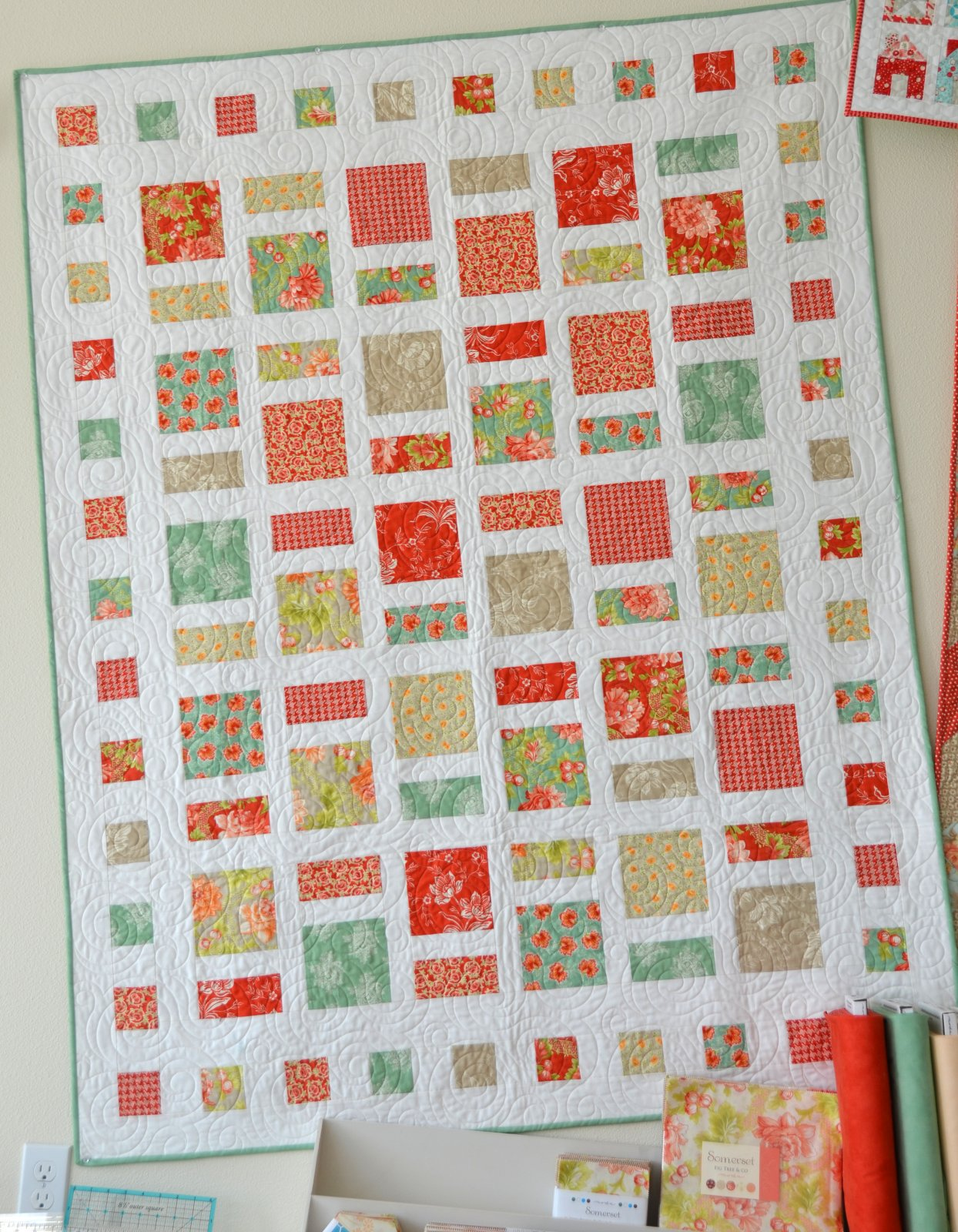 Marquee Quilt Kit
