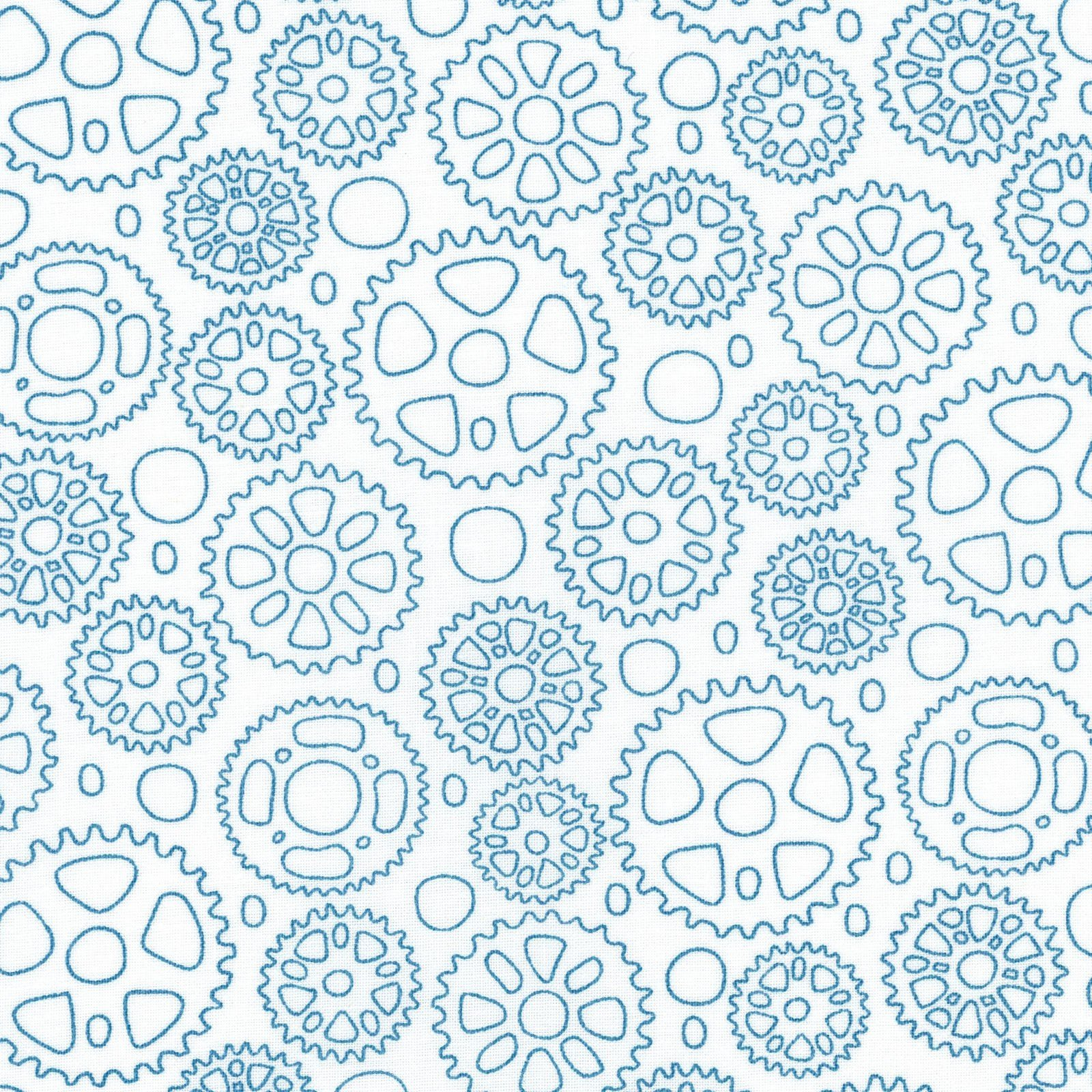 Cycles of Life Sprockets Blue