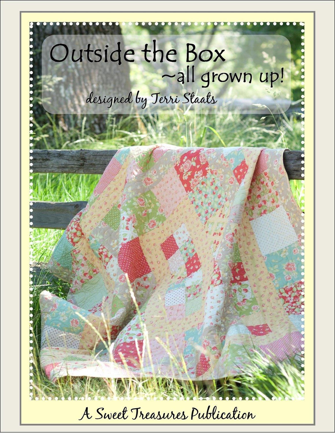 Outside the Box ~ all grown up! pattern