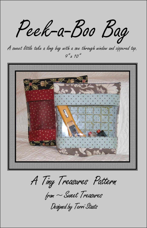 Peek-a-Boo Bag pattern