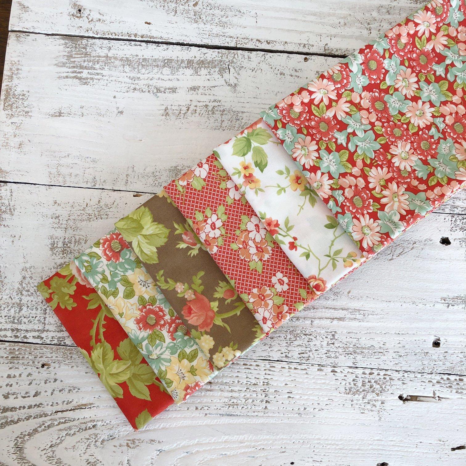 Figgy Flowers ~ Stash Builder Bundle